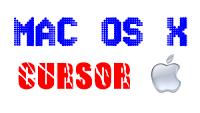 Mac Os X Cursor for Windows