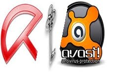 New Lisence Key Antivirus Avast + Avira