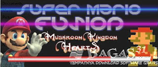 Super Mario Fusion : Mushroom Kingdom