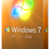 Windows 7 SP1 AIO (x86x64) 13in1 Juni 2017