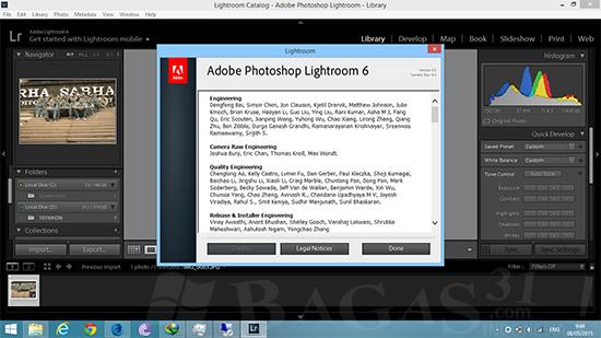 Photoshop lightroom 6 torrent