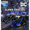 Rocket League DC Super Heroes Full Version