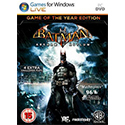Batman Arkham Asylum Game of the Year Edition Full Version