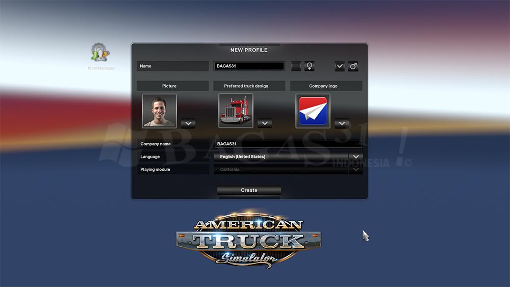 American Truck Simulator Full Update DLC