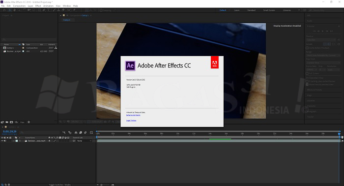 Adobe After Effects CC 2019 Full Version