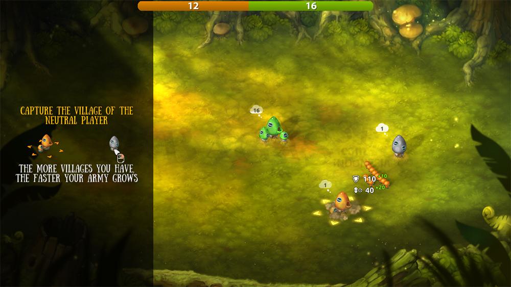 Mushroom Wars 2 Full Version