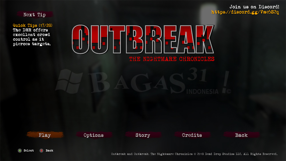 Outbreak The Nightmare Chronicles Complete Edition Full Version