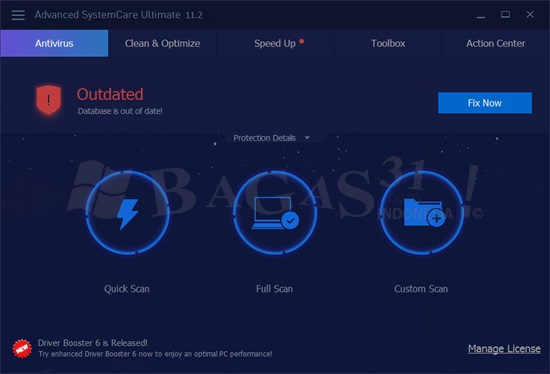 Advanced SystemCare Ultimate 11 Full Version 3