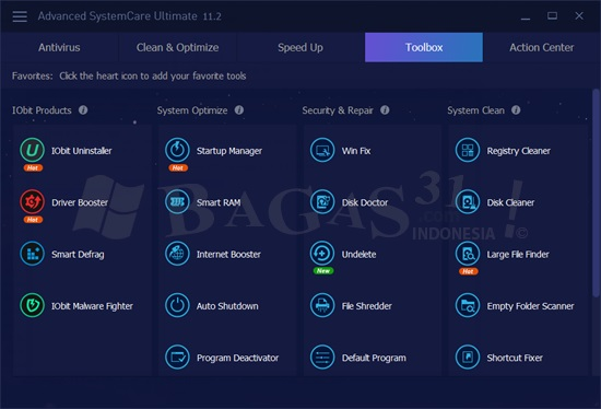 Advanced SystemCare Ultimate 11 Full Version 6