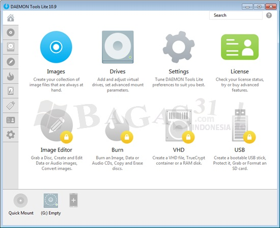 DAEMON Tools Lite Full Pack 10.9 Full Version 2