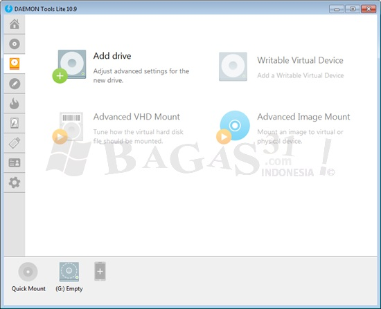 DAEMON Tools Lite Full Pack 10.9 Full Version 3