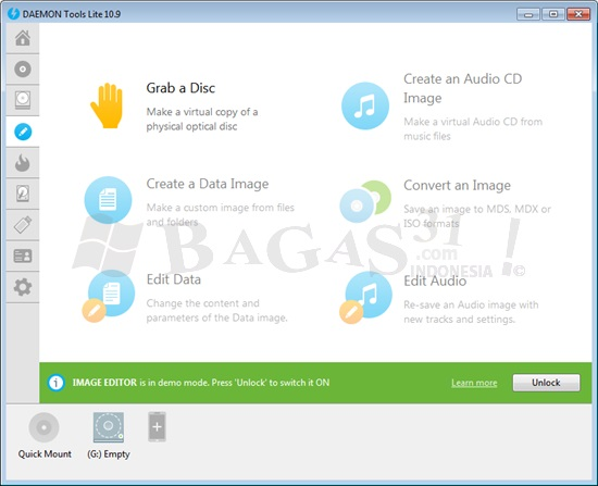 DAEMON Tools Lite Full Pack 10.9 Full Version 4