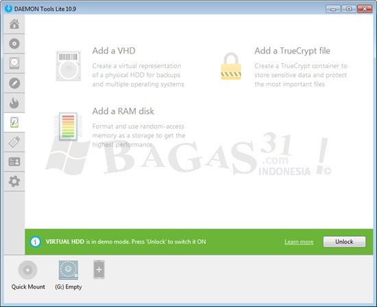 DAEMON Tools Lite Full Pack 10.9 Full Version 6