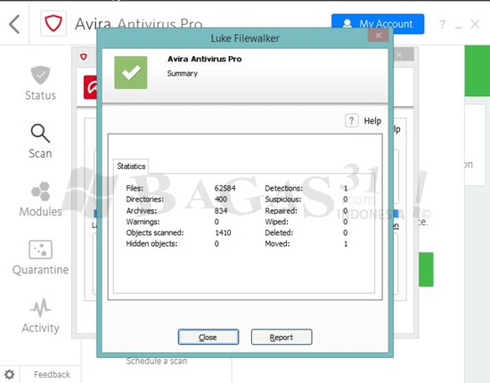 Avira Antivirus Pro 2018 v15.0.43.27 Final Full Version 4