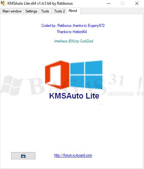 KMSAuto Lite 1.4.5 b6 Activator