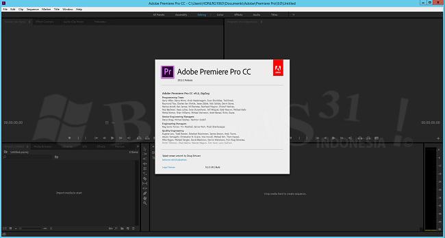 Adobe Premiere Pro CC 2015 Portable