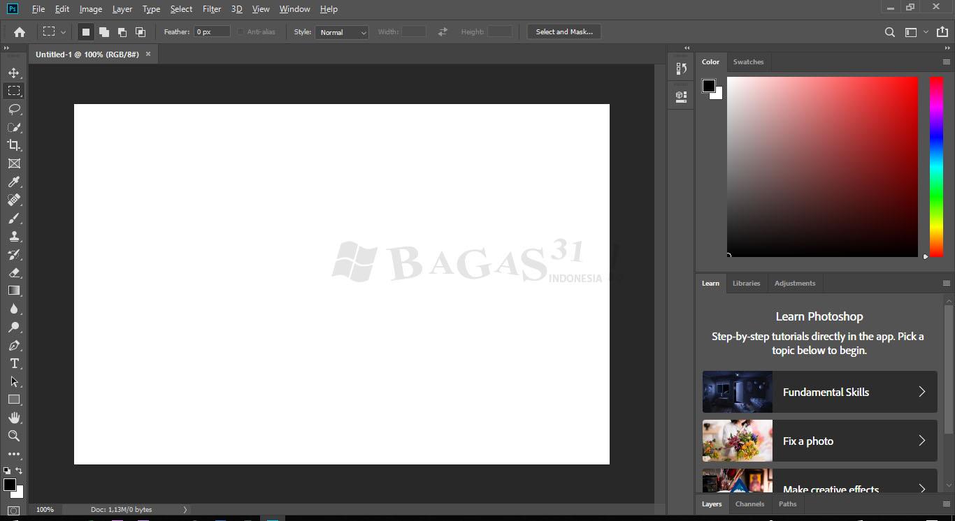 Adobe Photoshop CC 2019 Portable