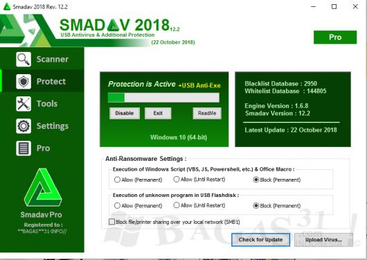 Smadav Pro 2018 Rev 12.0 Full Keygen