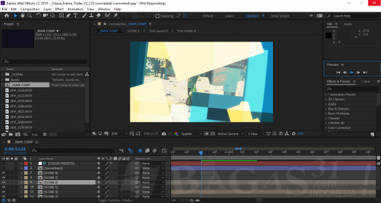 Adobe After Effects CC 2019 16 0 1 Full Version - BAGAS31