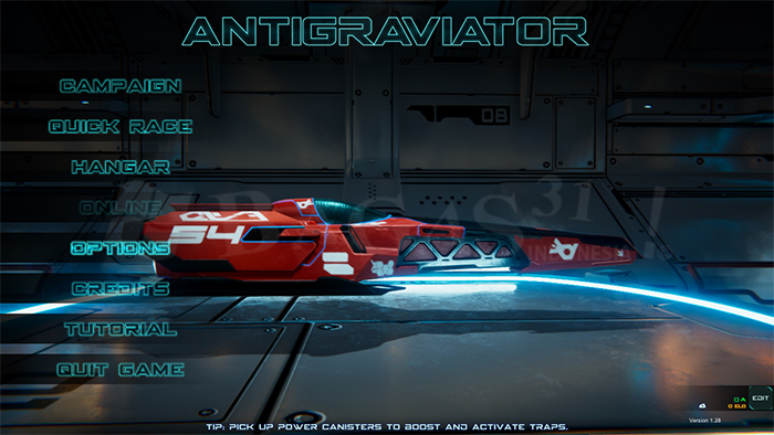 Antigraviator Viper Trails Full Version