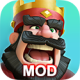Clash Royale APK Mod – Unlimited Gold