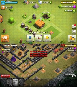 clash of clans download mod apk