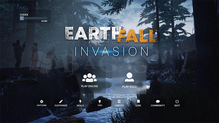 Earthfall Invasion Full Version