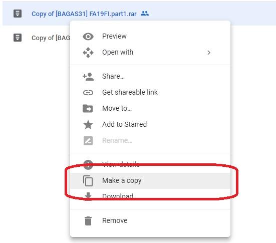 Cara Mengatasi Limit Kuota pada Google Drive 1