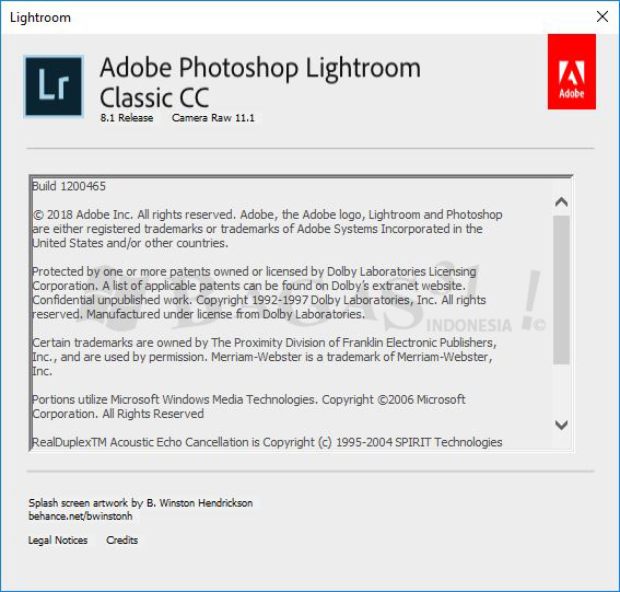 lightroom download
