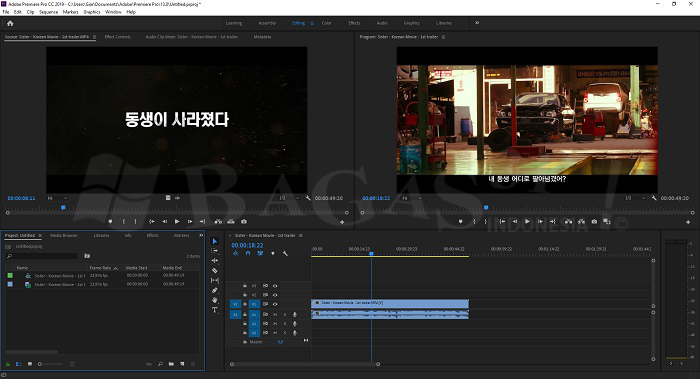 Adobe Premiere Pro CC 2019 13.0.2 Full Version