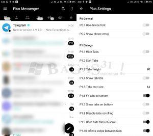 telegram plus mod apk