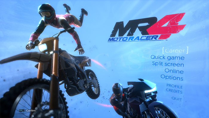 Moto Racer 4 Sliced Peak Full Version