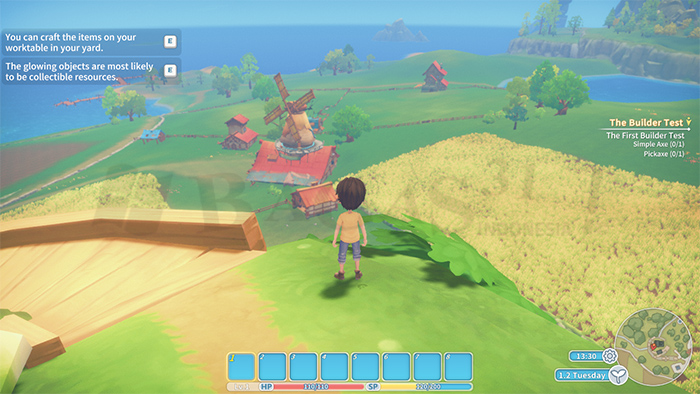 My Time At Portia Full Version