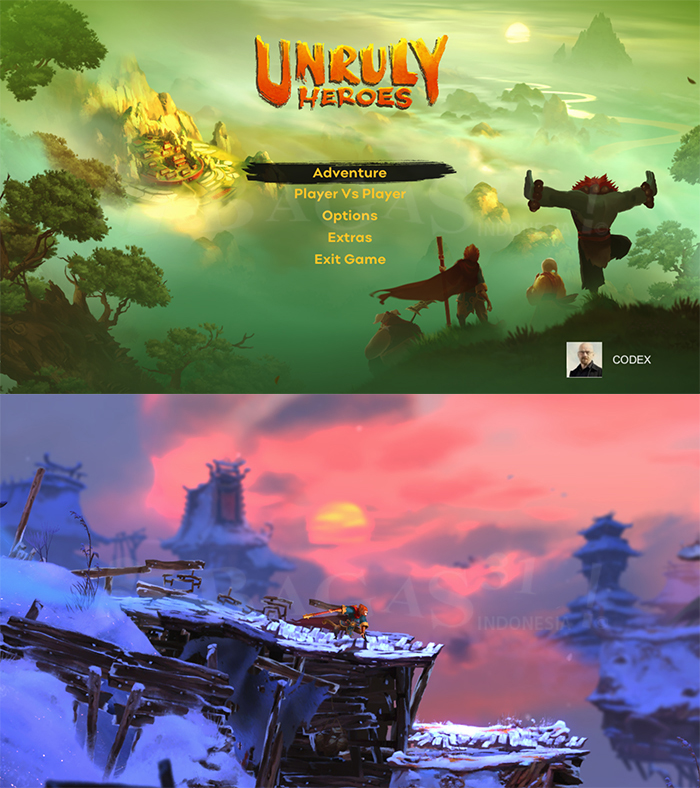 Unruly Heroes Full Version