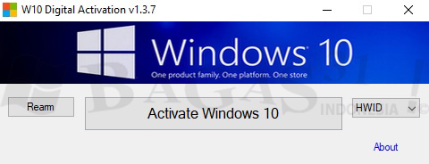 W10 Digital Activation Program 1.3.7