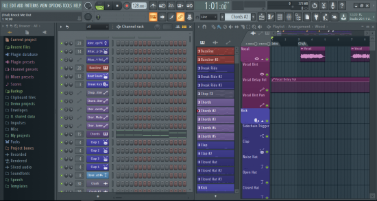 FL Studio 20.1.1 Full Version