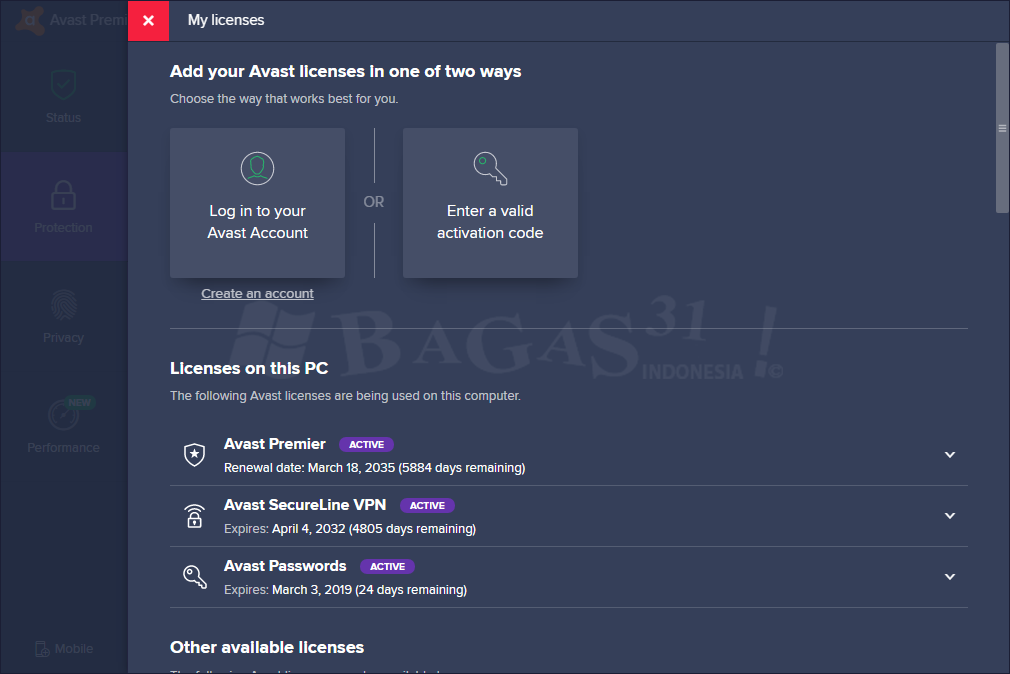 avast premier full version