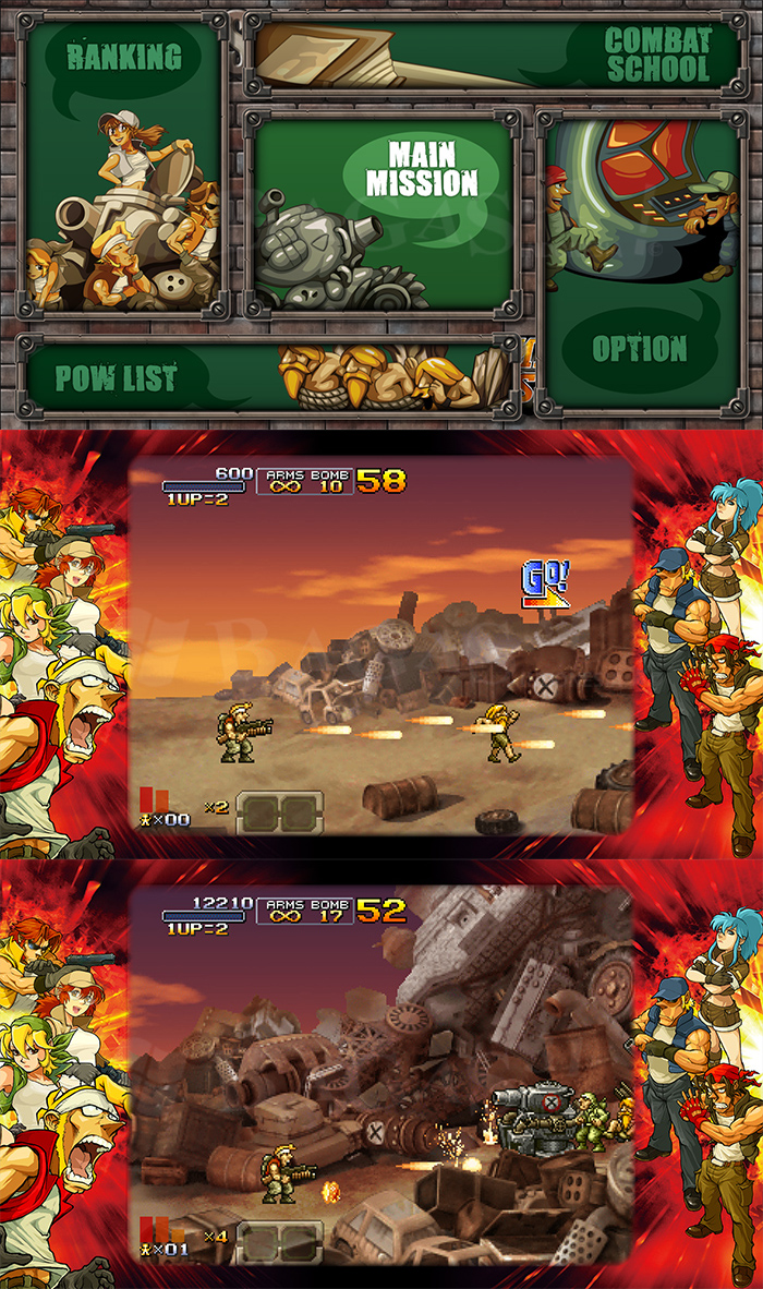 METAL SLUG XX Full Version 1