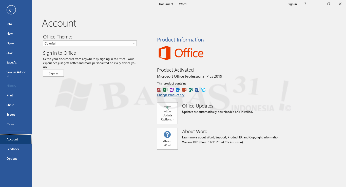 Ms Office 2019 Download Link