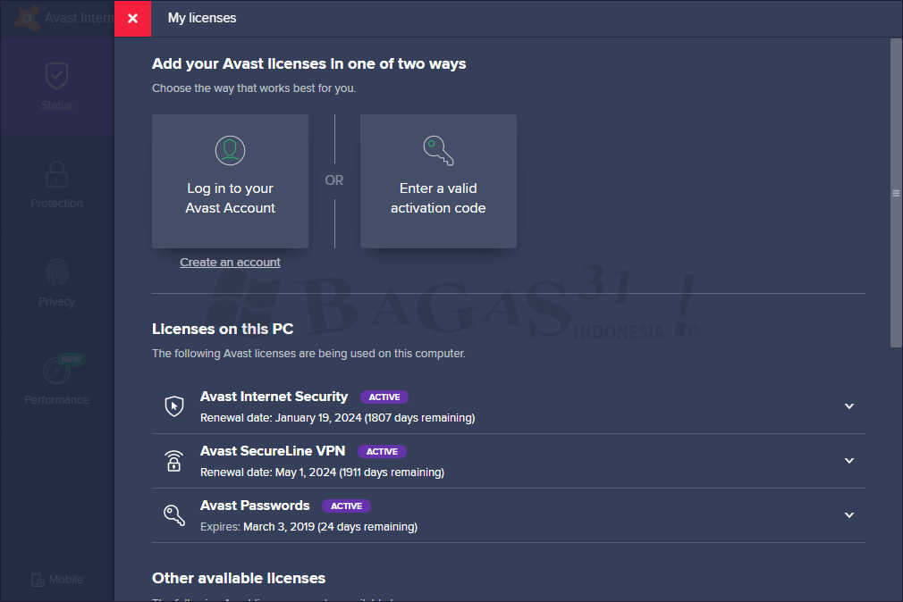 download avast full version