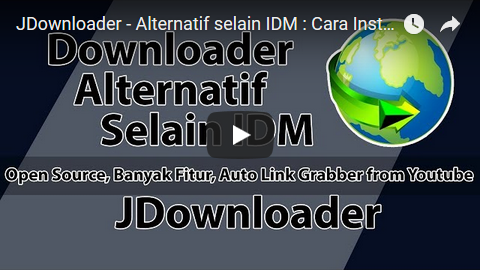 JDownloader 2 : Alternatif Selain IDM 1