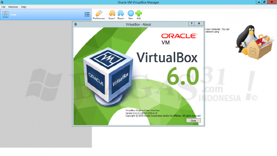 VirtualBox 6.0.4 with Extensions Full Version 1