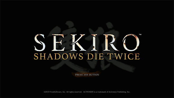 Sekiro Shadows Die Twice Repack
