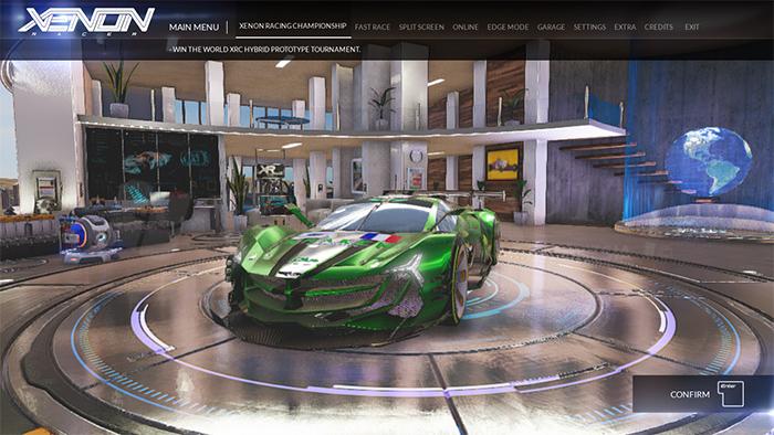 Xenon Racer Full Version