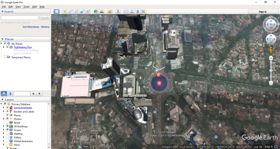 Google Earth Pro 7.3.2 Full Version