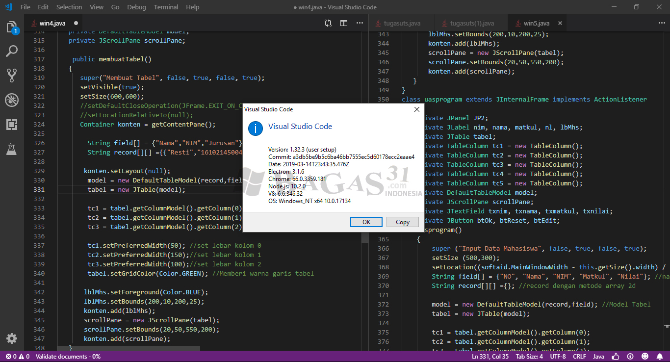 Visual Studio Code Latest