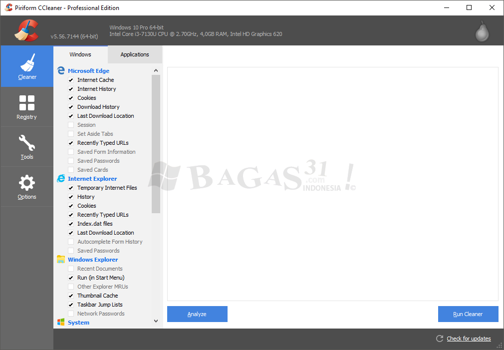 CCleaner 5.56 Full Patch