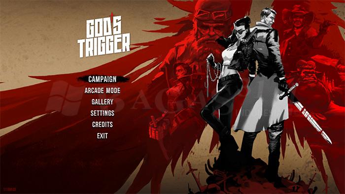Gods Trigger Full Version