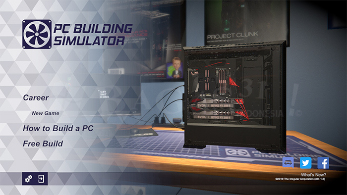 PC Building Simulator Razer Workshop Full Version