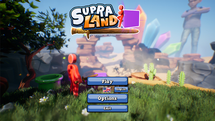 Supraland Full Version